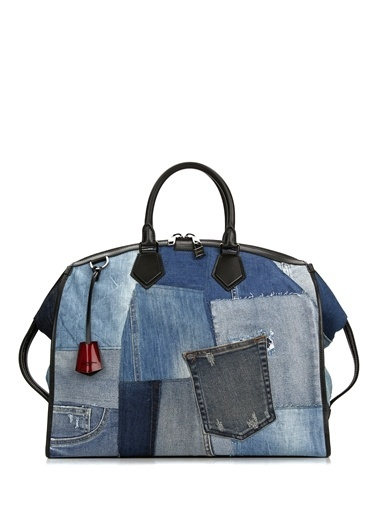 Dolce&Gabbana Seyahat Çantası Mavi